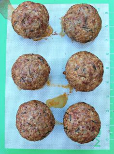 Just for @Sandy Aradi Miller  I am going to try these;-) Scotch Eggs - PrimallyInspired.com