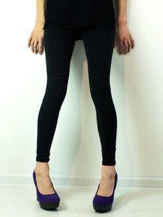 Biker basic legginsy Punk Rock Fashion, Hard Candy, Rock Style, Rave, Biker, Black Jeans, Snoopy, Skinny Jeans, Pants