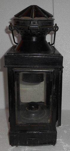 Vintage Railway/Rail Road J.C. & W Lord Birmingham Signal Lamp PT2