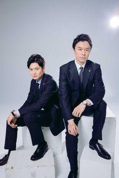 岡田将生 長谷川博己  「小さな巨人」実力派俳優が集まる超濃厚な注目作