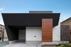 M6-house  Architects: Masahiko Sato Location: Kyushu, Nishiyunoura, Aso, Kumamoto Prefecture 869-2304, Japan