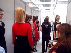 Pokaz mody Semper, Poznań 2014  #semper #fashionfair #fair #fashion #womanfashion #targimody #targi #moda #catwalk #pokaz #pokazmody #poznan #mtp
