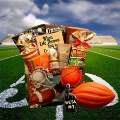 All Star Sports Gift Basket