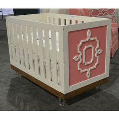 PetitNest Peony Crib
