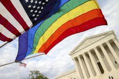 Supreme Court Declares Same-Sex Marriage Legal In All 50 States | 26 June 2015 | #LoveWins