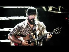 "ZAC BROWN BAND  - ""Keep Me In Mind"" at Red Rocks Amphitheater in Colorado."