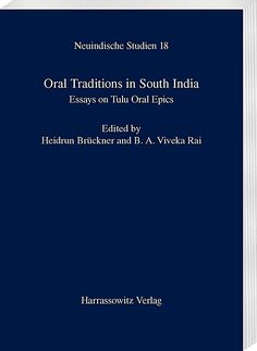 Oral Traditions in South India. . Kartoniert (TB) - Buch