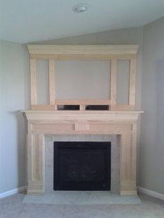 how to design and build gorgeous diy fireplace built ins white paints - How To Build A Fireplace Surround
