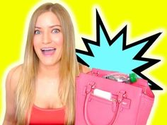 What's in my purse?! | iJustine