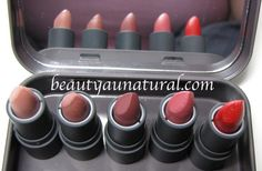 Beauty Au Natural: Bite Beauty Bite Size Discovery Set