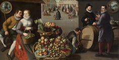 Lucas van Valckenborch - History of fashion in art & photo