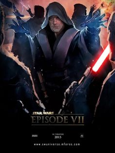*NOT OFFICIAL* Star Wars: Episode VII (Although not official...I do like it)
