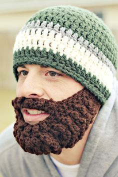 Because your upper lip gets cold too!