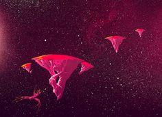 """Yessongs album Artwork"" by Roger Dean"