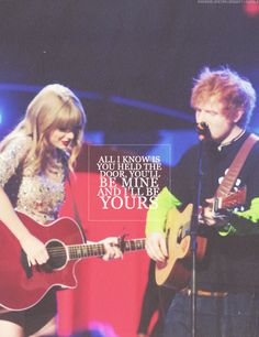 Everything Has Changed -Taylor Swift & Ed Sheeran
