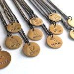 Native State Necklace | Bella Vita Jewelry | Bourbon & Boots
