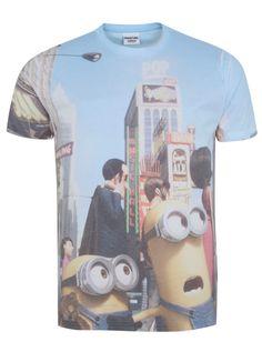 Despicable Me Minion T-Shirt - £10