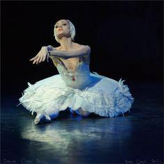 Ulyana Lopatkina - Swan Lake - Mariinsky Ballet - Photographer:  © Mark Olich