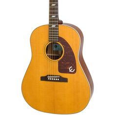 Epiphone Inspired by 1964 Texan Acoustic-Electric Guitar Antique Natur