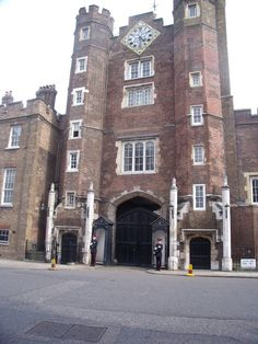 St James's Palace, London, London home of HRH Prince Charles