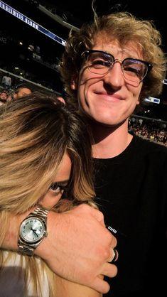 Cute Relationship Goals, Cute Relationships, Logan Paul Snapchat, Maverick Logan Paul, Jake And Erika, Chloe Bennet, Jake Paul, Peaky Blinders, Celebrity Crush