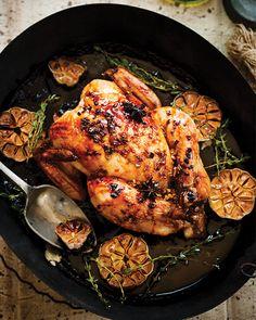 Soy Orange Glazed Chicken - http://www.sweetpaulmag.com/food/soy-orange-glazed-chicken #sweetpaul