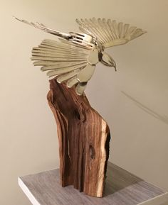 Soaring by Cat Easter weekend 2017 spent on creating another silverware/cutlery . Soaring by Cat Easter weekend 2017 spent on creating another silverware/cutlery sculpture Welding Art Projects, Metal Art Projects, Metal Crafts, Fork Art, Spoon Art, Metal Yard Art, Scrap Metal Art, Silverware Art, Metal Art Sculpture