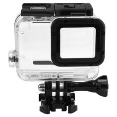 SHOOT Replacement Waterproof Housing Case for GoPro Hero 5 Black Camer – Save Major