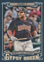 2014 Gypsy Queen Debut All Stars #AS-PF Prince Fielder Milwaukee Brewers