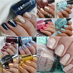Malý koutek krásy: Měsíční shrnutí Nail Polish, Nail Art, Nails, Beauty, Finger Nails, Ongles, Nail Arts, Nail, Beauty Illustration