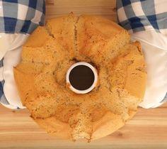 絶対ふわっふわにできる!「紅茶シフォンケーキ」のレシピ - macaroni