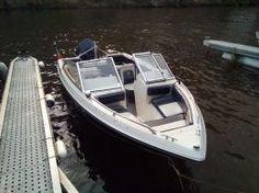 Barco a motor 90cv