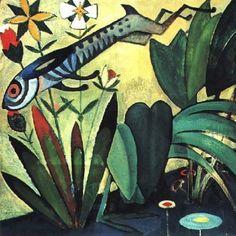 Leap of the Rabbit (Saut du Lapin) - Amadeo de Souza Cardoso high quality hand-painted oil painting reproduction x in. Illustration, Grand Palais, Art Institute Of Chicago, Artist Canvas, Animal Paintings, Large Prints, Oeuvre D'art, Art Google, Canvas Art Prints