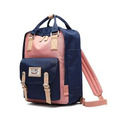 Vintage Pink Panther Backpack (13 Colors) Cute Backpacks For School, Kawaii Pens, Denim Tote Bags, Pink Panthers, Cute Bags, Vintage Pink, Travel Bags, Fashion Bags, Purses And Bags