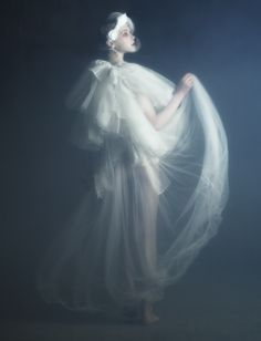 Liquid Dream | Jemma Baines | Mayumi Koshiishi #photography | re-quest/QJ July 2012 | http://www.mayumikoshiishi.com/