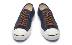 Converse Jack Purcell Pique. WANT.