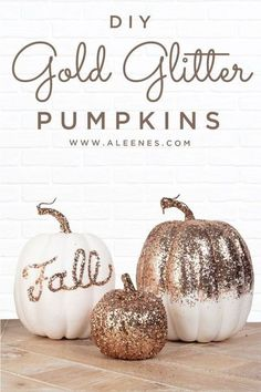 Diy Pumpkin, Pumpkin Crafts, Fall Crafts, Pumpkin Carving, Pumpkin Painting, Fall Pumpkins, Halloween Pumpkins, Fall Halloween, Halloween Costumes