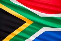 South African flag ThinkStockPhotos