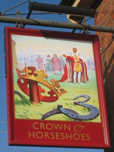 Crown & Horseshoes