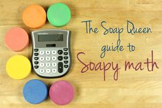 Understanding Math When Developing and Re-sizing DIY Homemade Soap Recipes