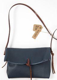 Bolso de cuero artesanal. Hecho a mano. Handmade leather bag Más Patrón ... 728084ff0a48