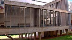 Le couvent de la Tourette à Eveux a été construit par Le Corbusier en 1960