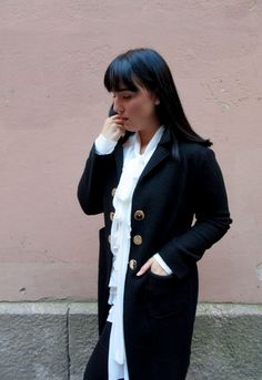 Jacket designed by Jaana Varkki-Terho, Muotikuu