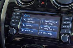 Lapislazzuli Blu: #Nissan '#collega' #smartphone e #navigatore  #Men...