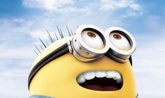 Grande Minion - papel de parede para download