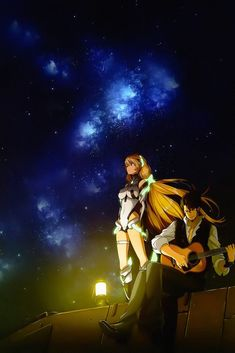"""Crunchyroll - VIDEO: """"Expelled from Paradise"""" Anime Movie Trailer and Poster Go Online Best Tv Characters, Expelled From Paradise, Paradise Wallpaper, Character Art, Character Design, See You Space Cowboy, Japanese Video Games, Video Game Anime, Keys Art"""