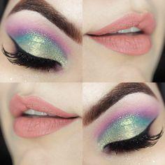 Candy Coloured makeup/                                                                                                                                                                                 Mais                                                                                                                                                                                 Mais