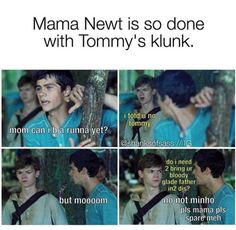 Haha mama noot is the best