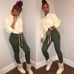 Designer Clothes, Shoes & Bags for Women Cute Hipster Outfits, Dope Outfits, Winter Outfits, Night Outfits, Estilo Hip Hop, Urban Fashion, Womens Fashion, Female Fashion, Poses
