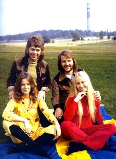 Music from the 70s: ABBA. You can be a dancing queen, too!